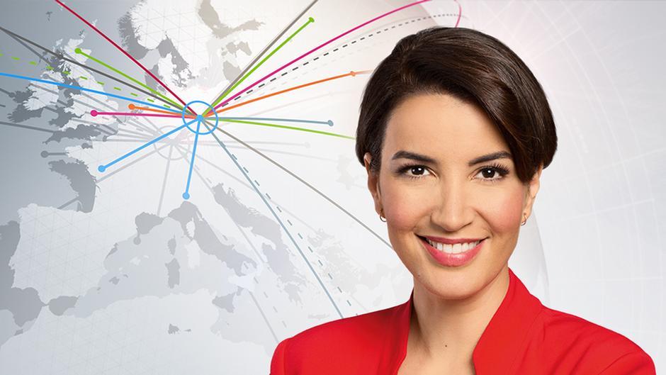 Laila Harrak presenter, journalist and TV personality