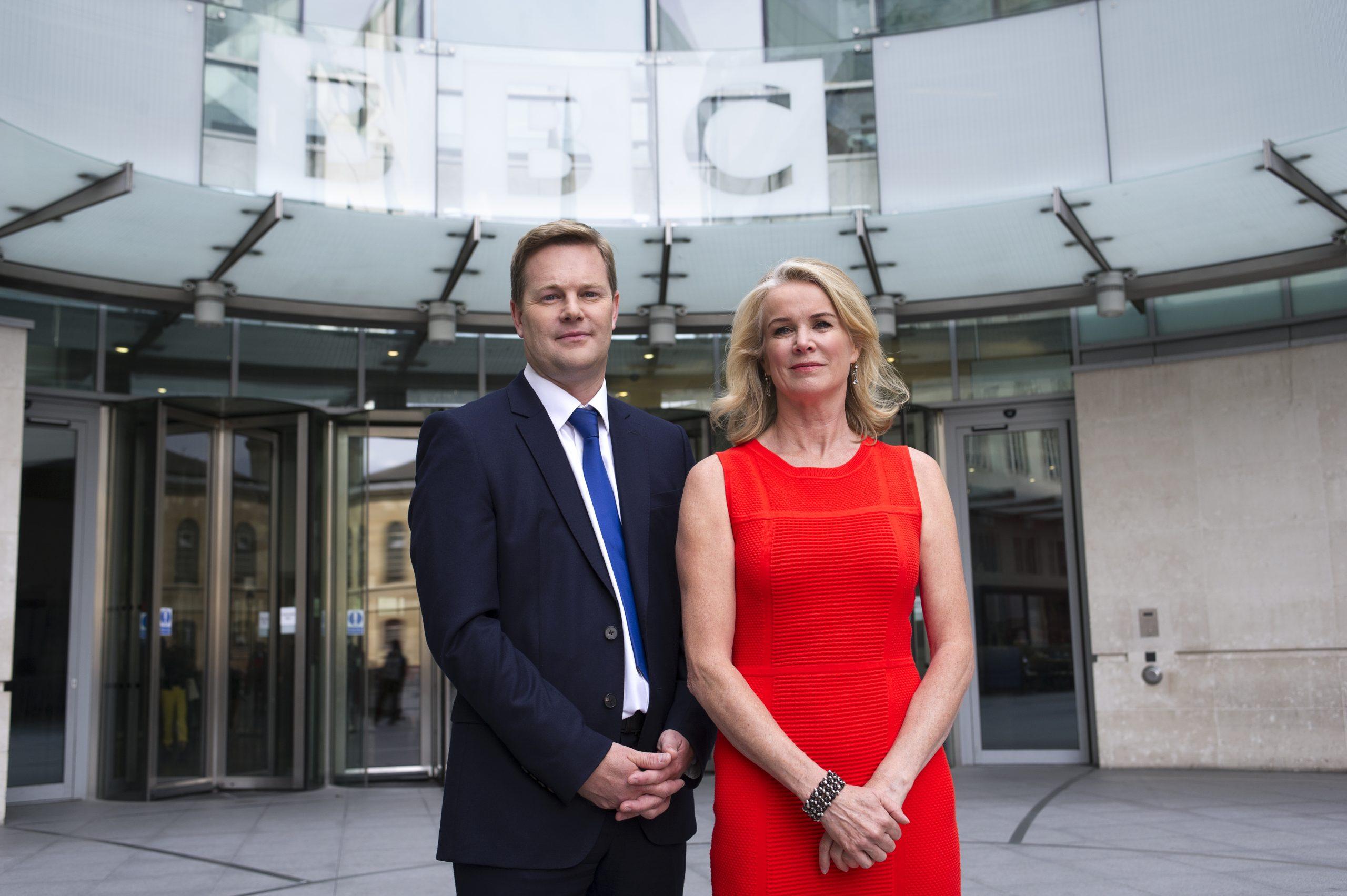 Christian Fraser BBC Beyond 100 Days