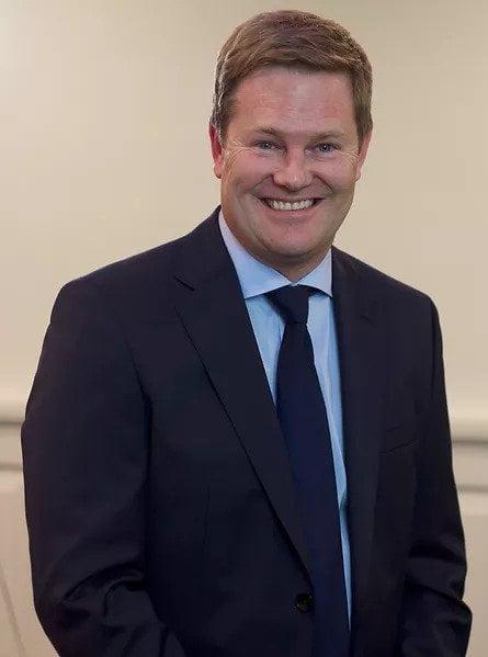 Christian Fraser BBC Anchor