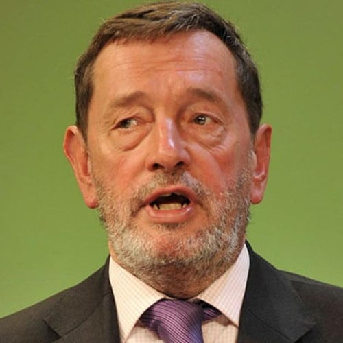 The Rt Hon Lord David Blunkett keynote speaker