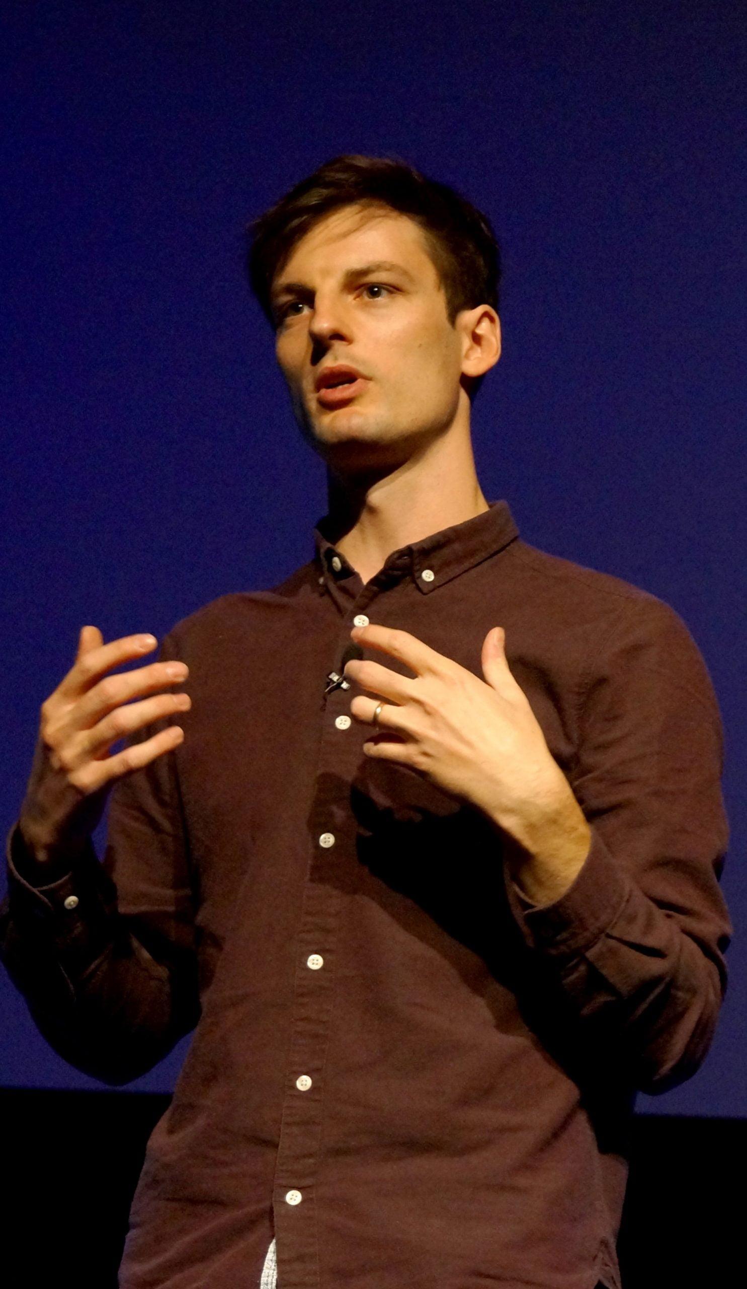Ed Newton-Rex keynote speaker