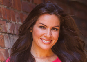 Georgina Burnett TV Presenter, event host, keynote speaker and DIY expert