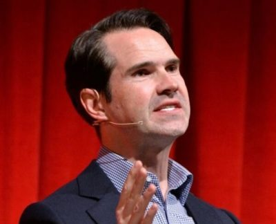 Jimmy Carr keynote speaker and awards host and MC