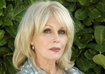 Joanna Lumley keynote and after dinner speaker