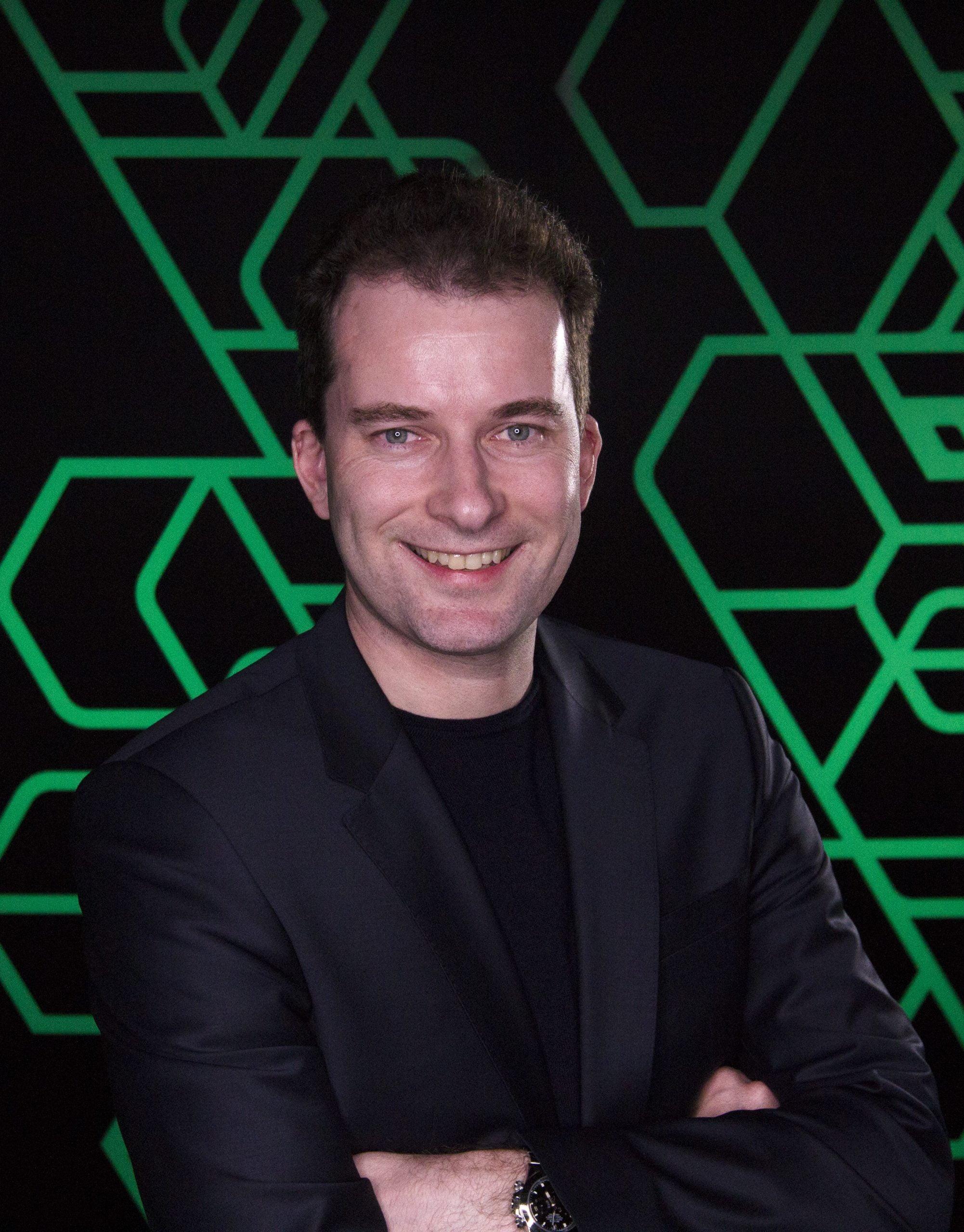 Liam Chivers keynote speaker