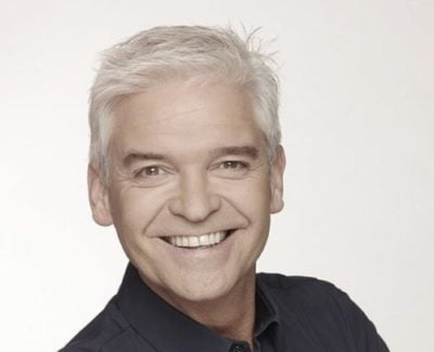 Phillip Schofield keynote speaker and event host and MC