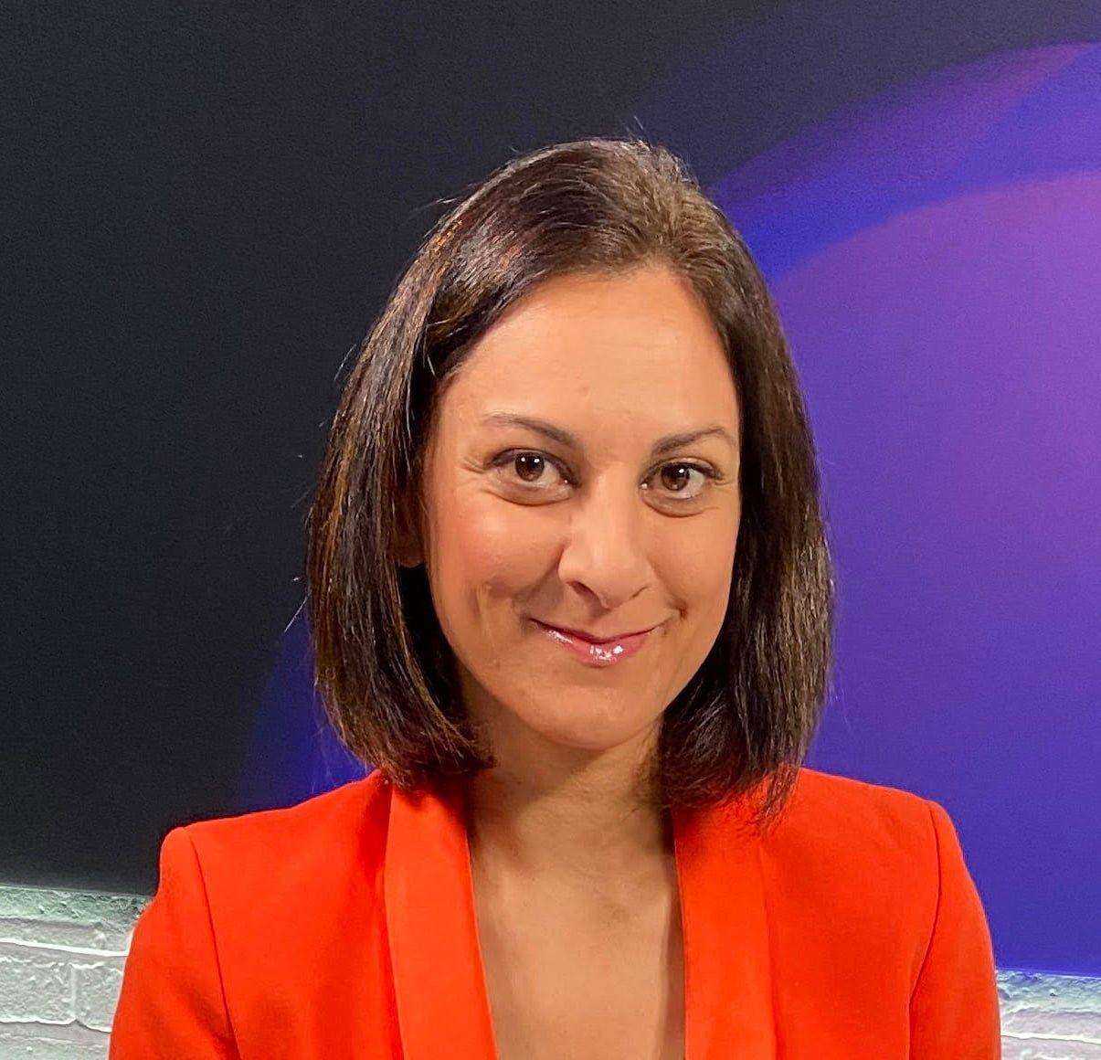 Sasha Qadri presenter