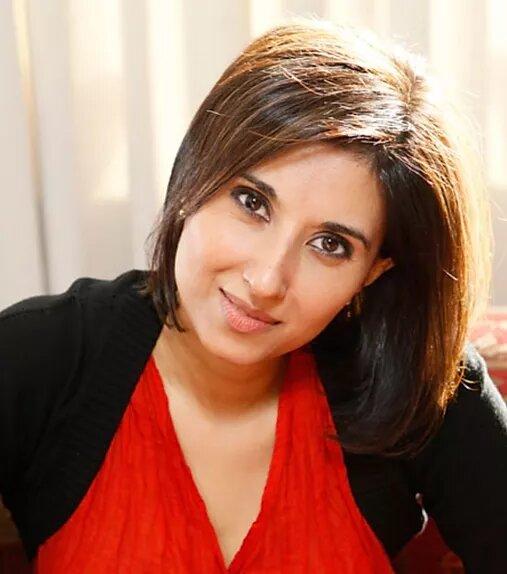 Shefali Oza Presenter, event host and MC