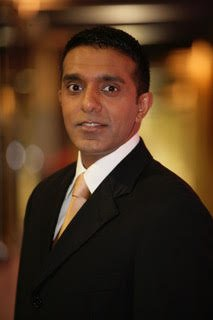 So Rahman TV presenter and news anchor