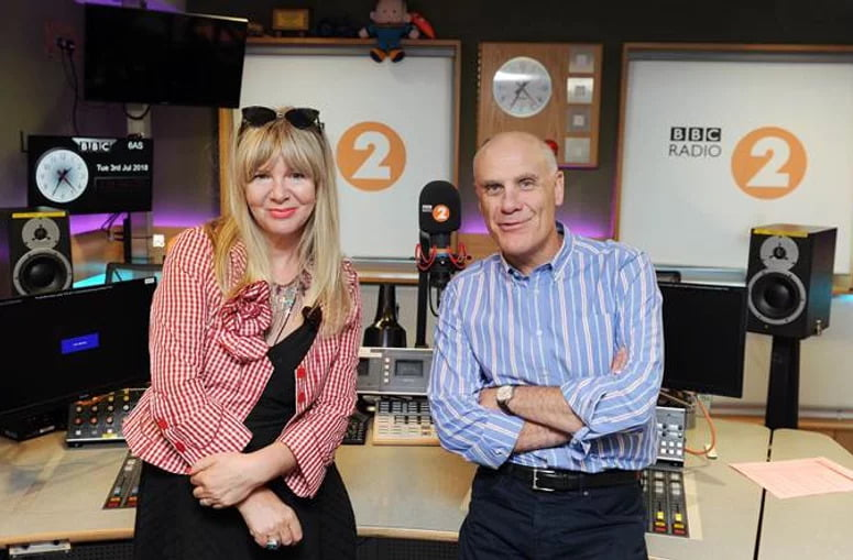 Janey Lee Grace at BBC Radio 2