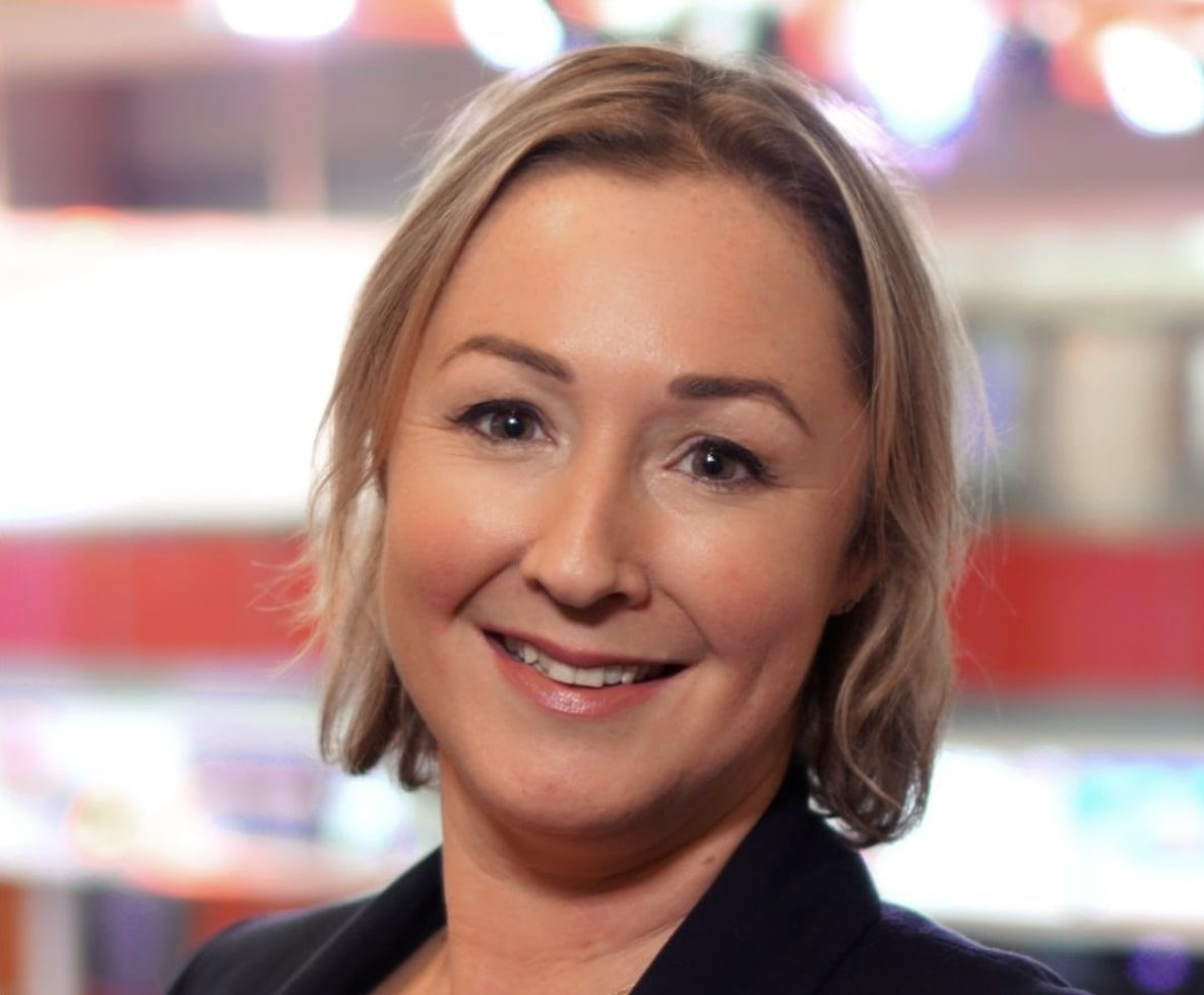Zoe Kleinman presenter and event host