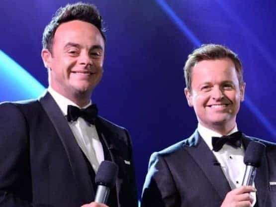 Ant and Dec, presenters, awards hosts and MCs