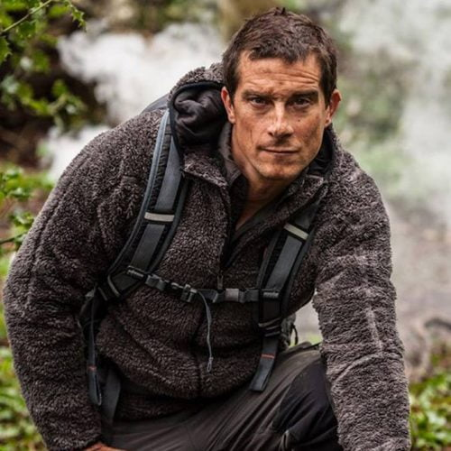 Bear Grylls explorer and keynote speaker