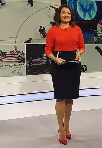 Joanna GASIOROWSKA TV Presenter