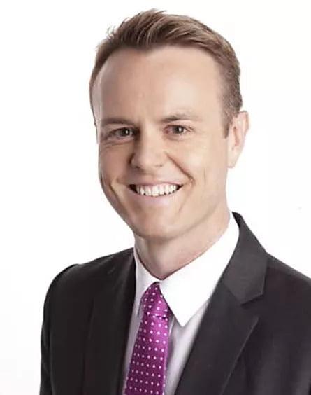 Richard Davies, TV presenter and reporter