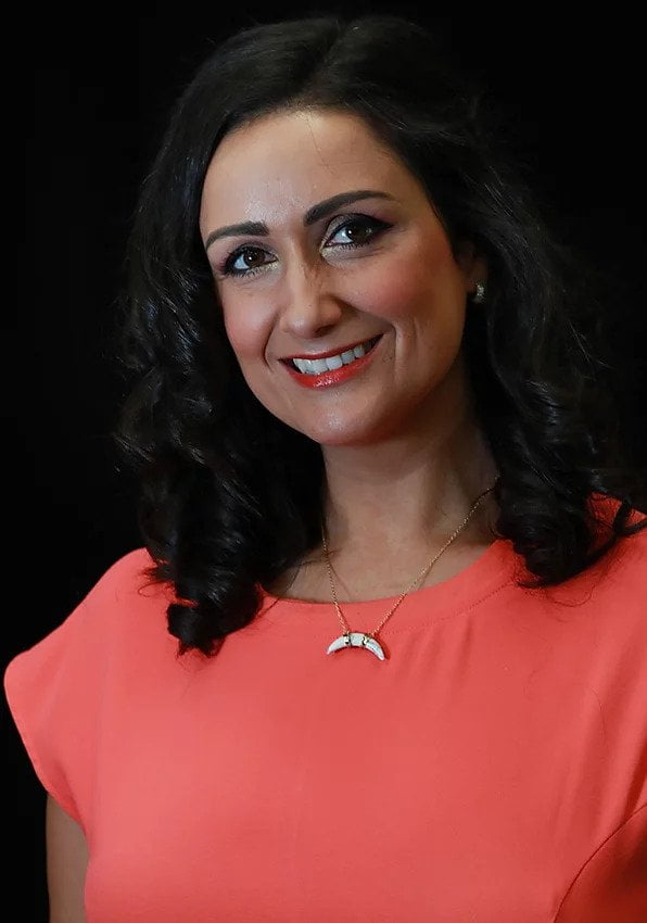Zara Janjua Presenter, Moderator, Keynote speaker, event host and MC