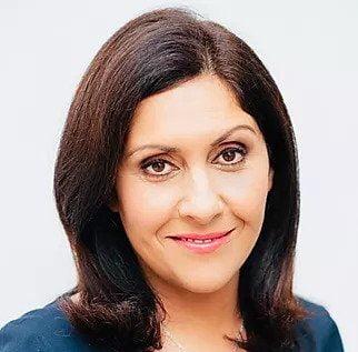 Maryam Moshiri presenter, event moderator, event host and MC