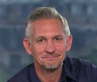 Gary Lineker keynote speaker, event host and MC