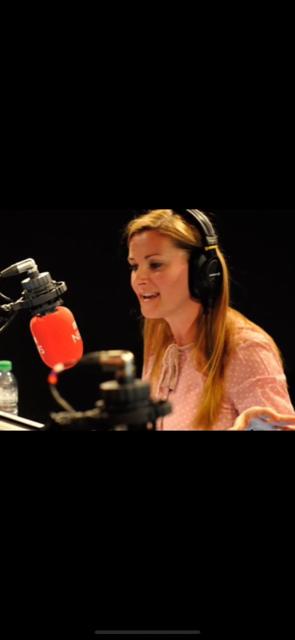 Chloe Tilley Radio Presenter and event host