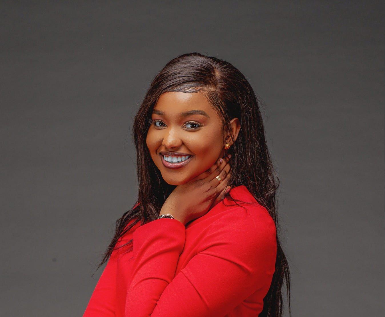 Haddy Ndure presenter and journalist