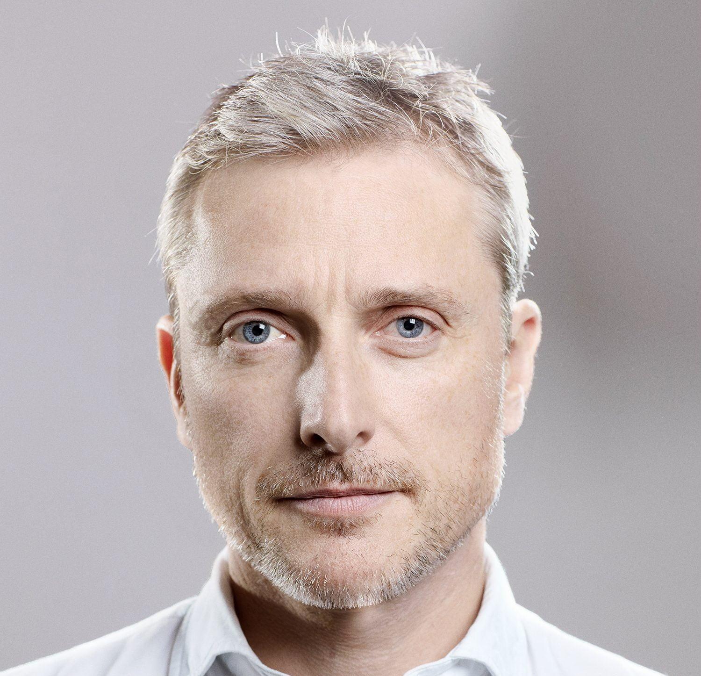 Jeremy White, public speake and moderator