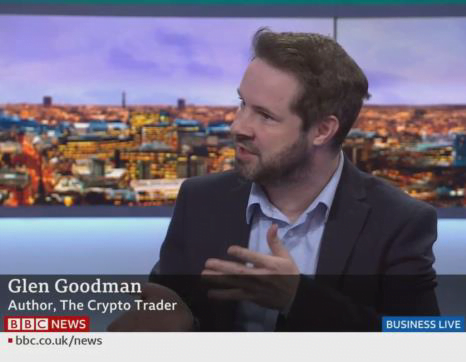 Glen Goodman on the BBC