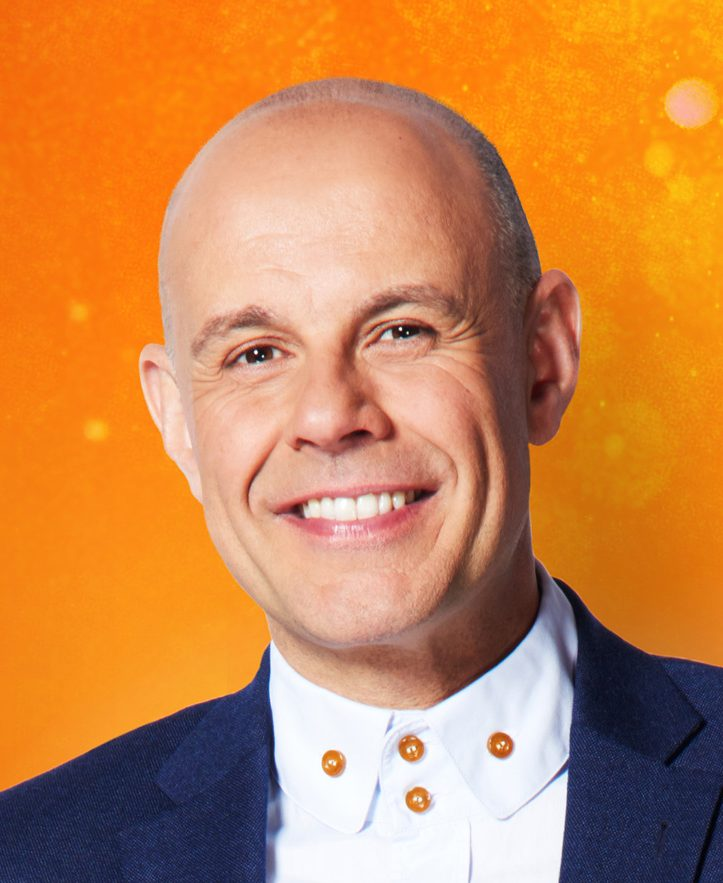 Jason Mohammad Presenter, event host, moderator, keynote speaker