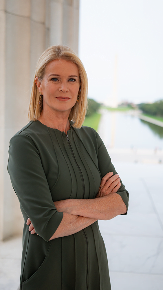 Katty Kay presenter and keynote speaker