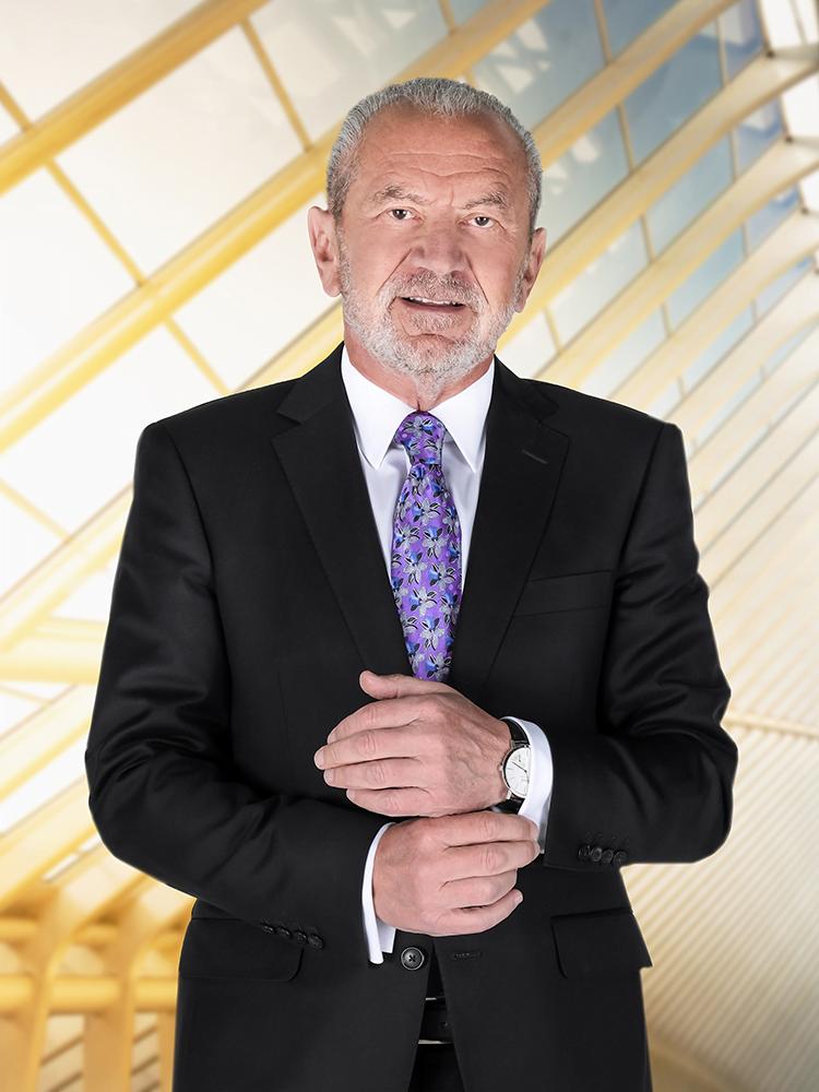 Lord Alan Sugar keynote speaker