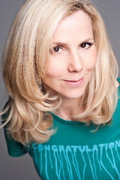 Sally Phillips event host and comedy actress
