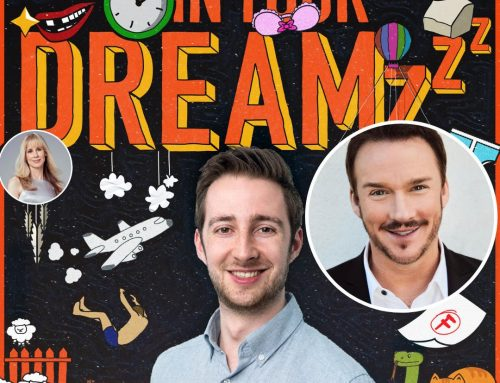 Riva Media's new 'In Your Dreamzzz' Podcast