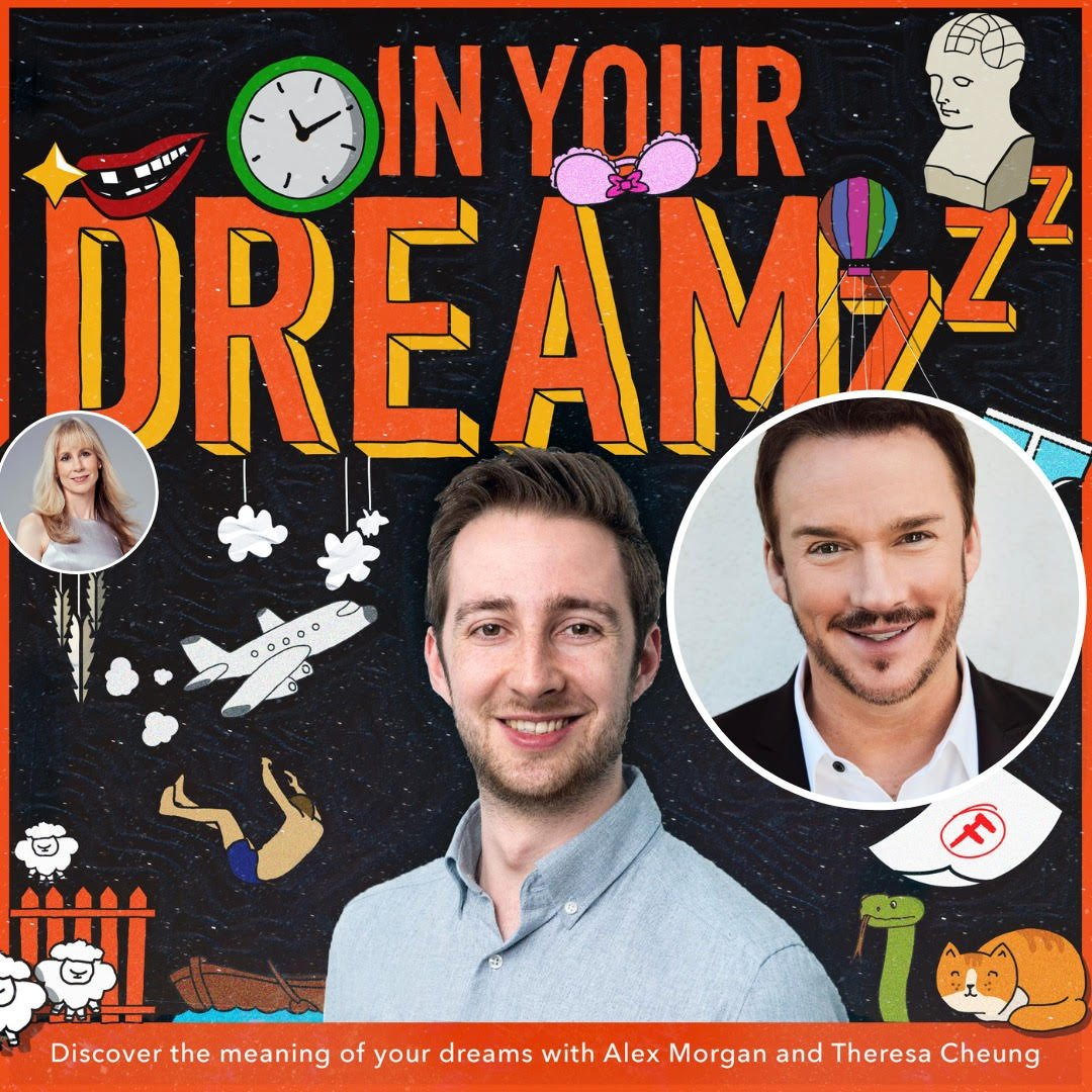 In Your Dreamzzz podcast featuring Russell Watson