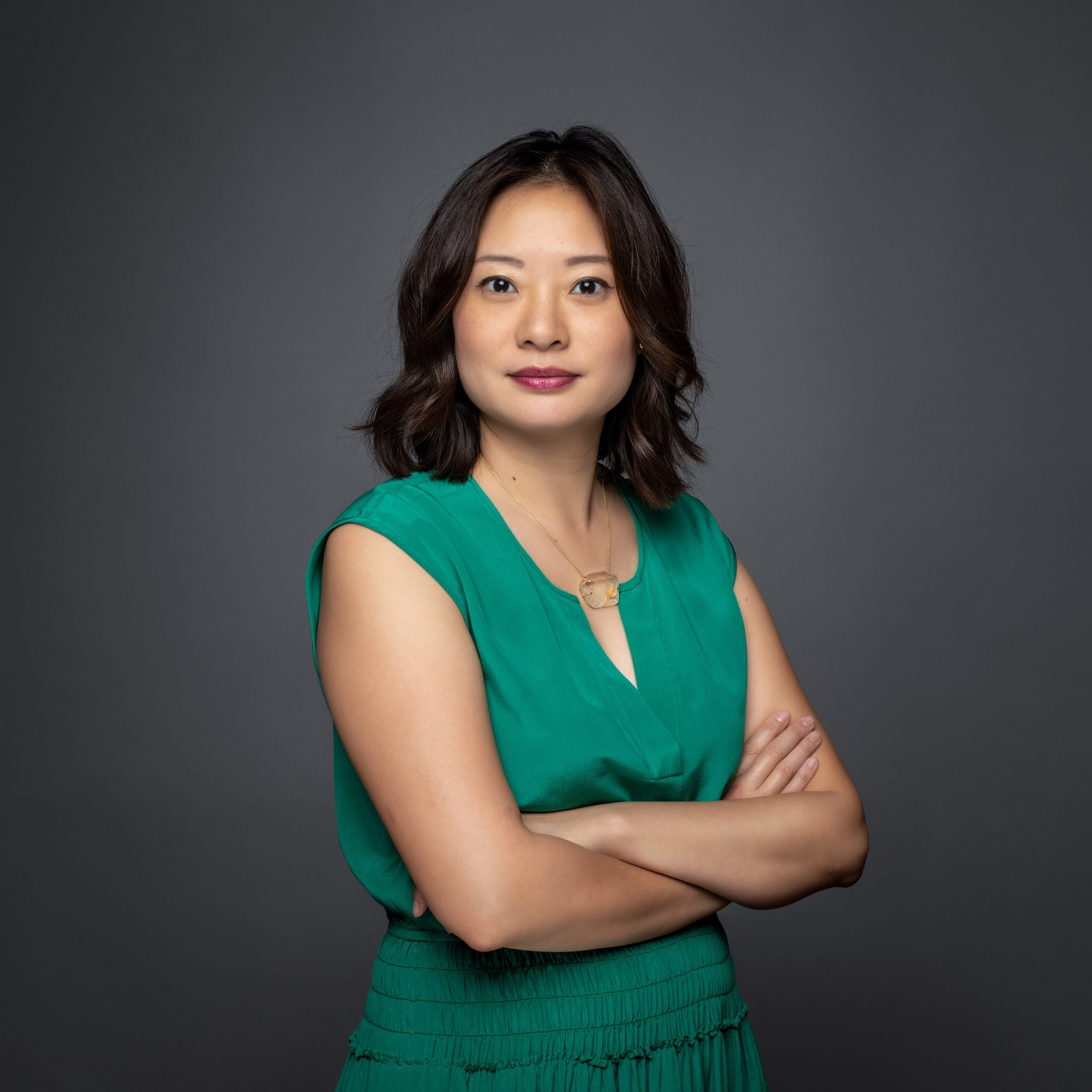 Melissa Chan - Emmy-nominated journalist based between Los Angeles and Berlin