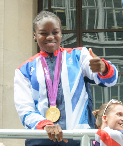 Nicola Adams sports speaker and boxing champion