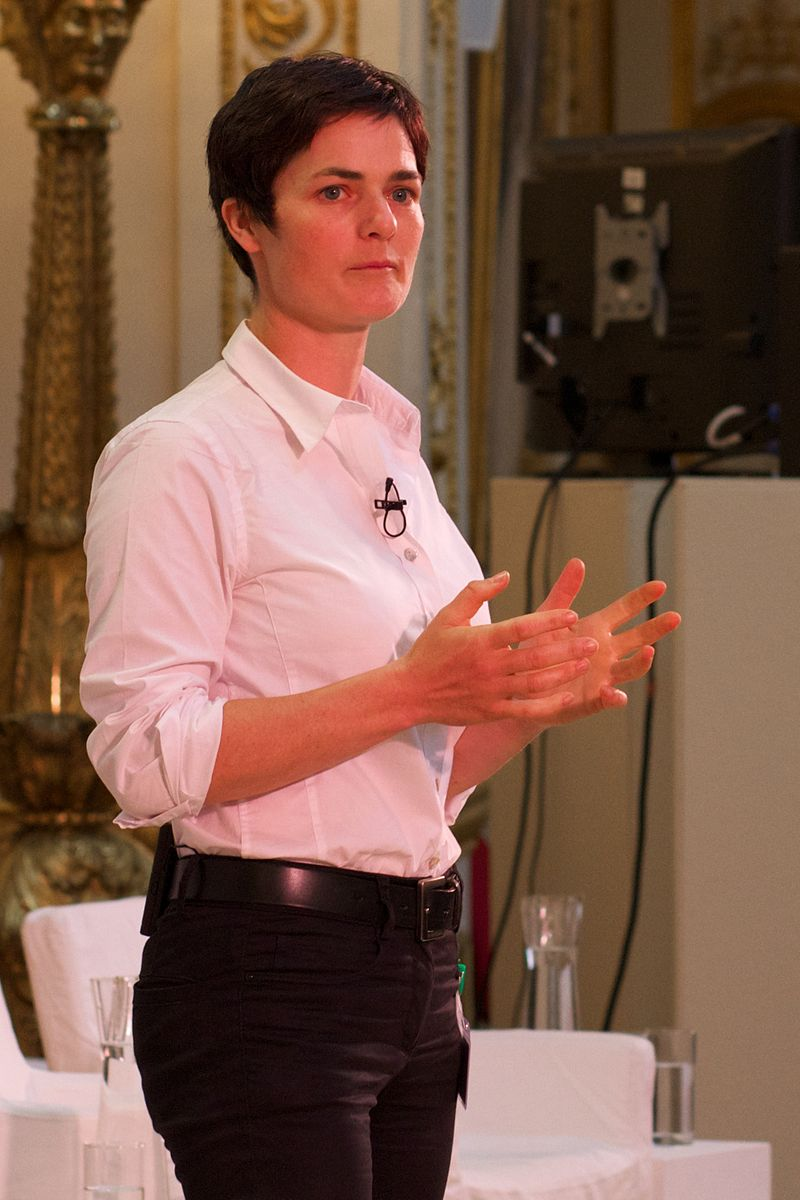Dame Ellen MacArthur keynote sports and environment speaker