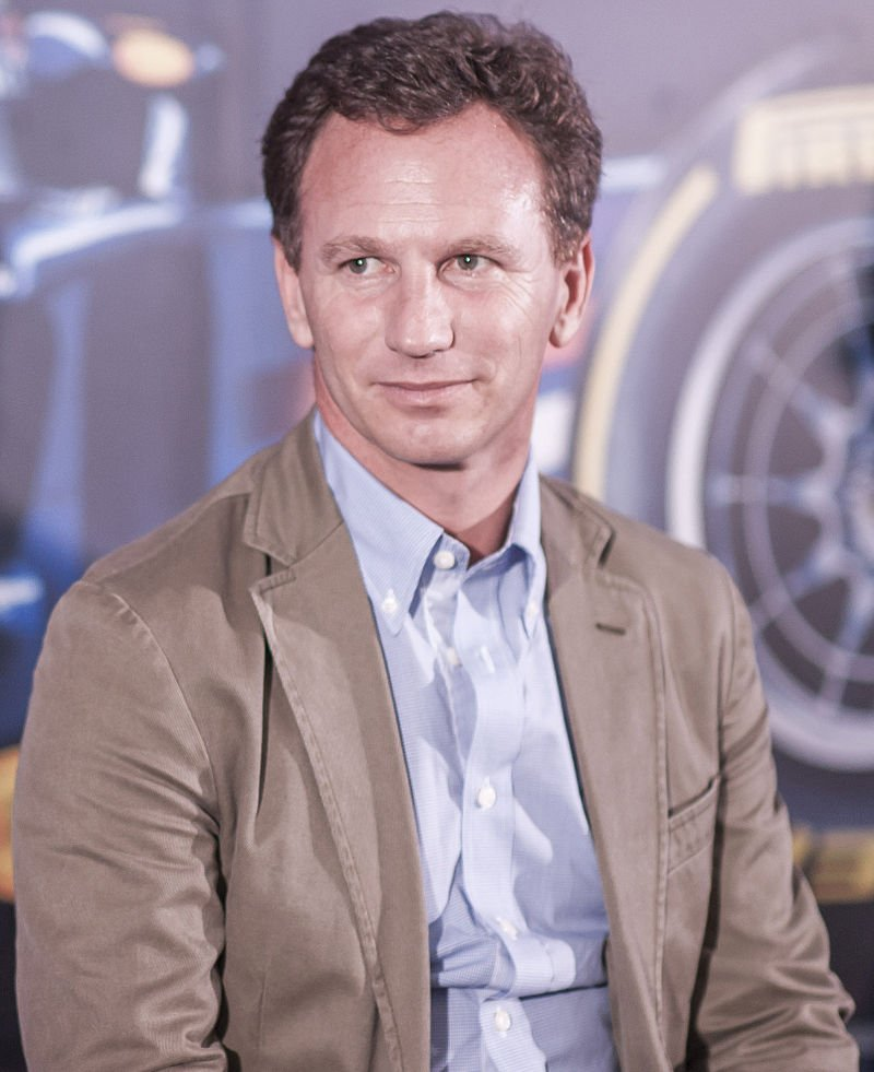 Christian Horner keynote speaker on Formula 1 motor racing