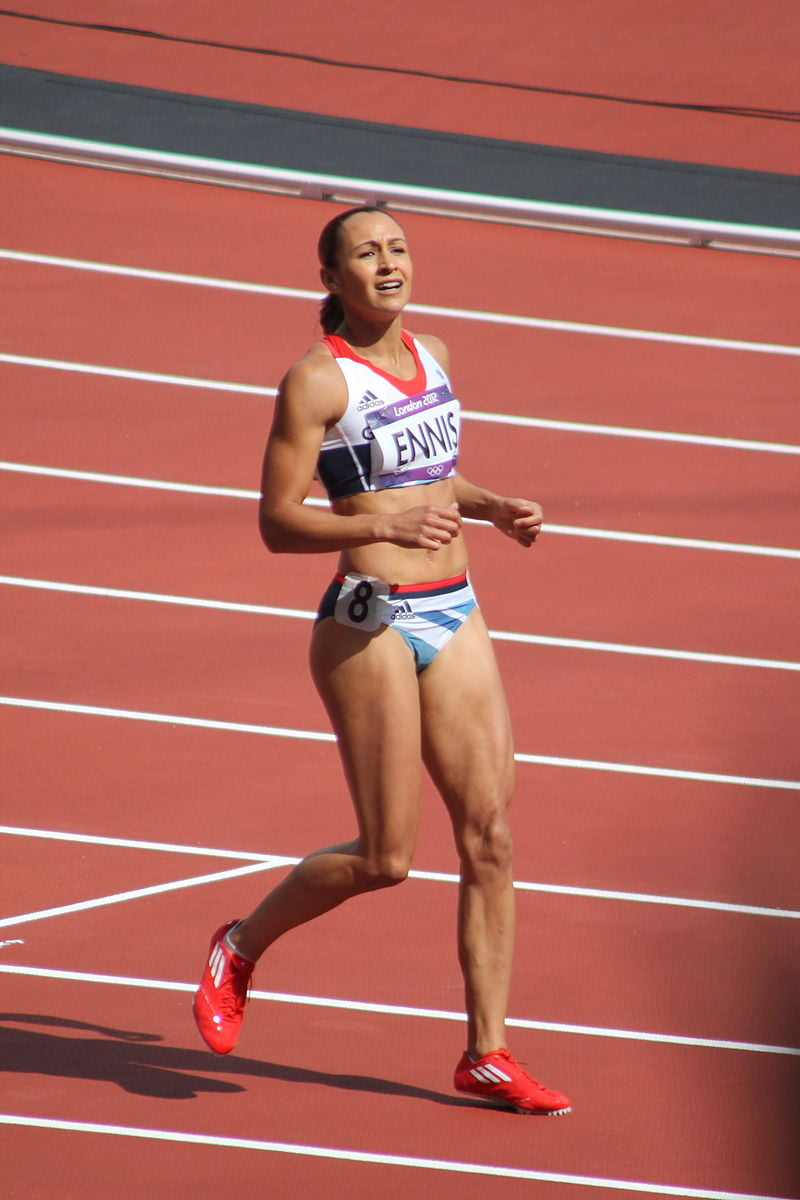Jessica Ennis-Hill athlete keynote and motivational speaker