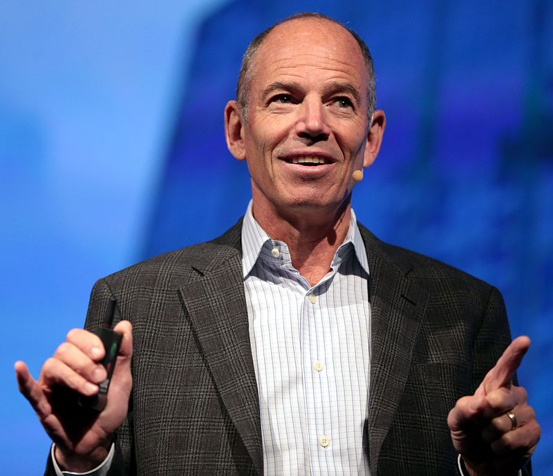 Marc Randolph business technology and environment keynote speaker