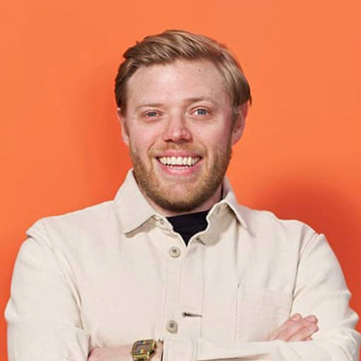 Rob Beckett comedian and event host