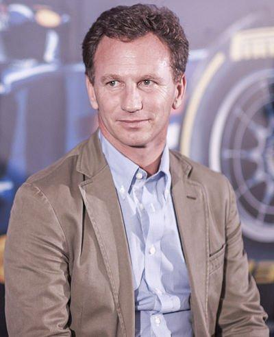 Christian Horner motorsport keynote speaker