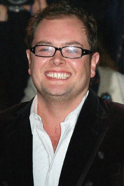 Alan Carr comedian and after dinner speaker