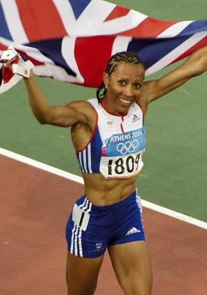 Dame Kelly Holmes - Olympic Gold Medallist at 800m and 1500m, Sports and Motivational Speaker, Keynote Speaker on mental health challenges